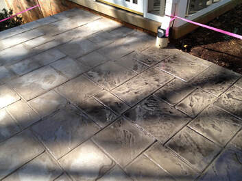 Stamped Concrete CT